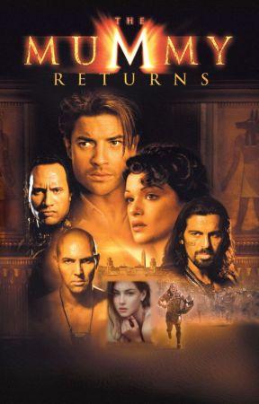 Harri Potter in: the Mummy Returns by AlyssaScott327