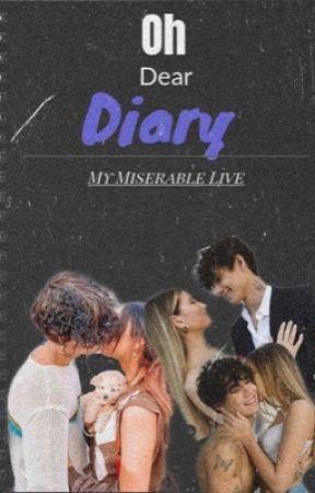 Oh Dear Diary! (J.H)  by barbaravbl