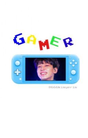 GAMER | JEON WONWOO by 666kimyerim
