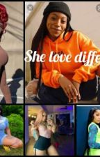 she love different by WattPad797041