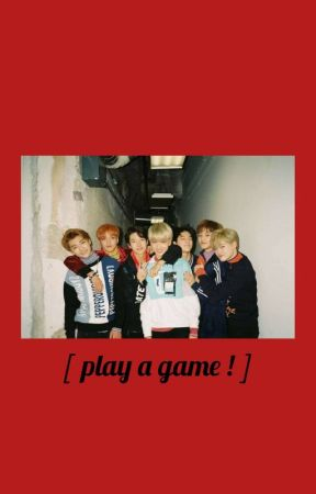 play a game ; [nctdream] by ddwixxmy