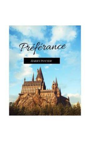 Préférance Harry Potter  by Robieetreglisse