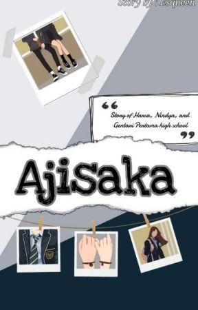 AJISAKA by -Esqueen