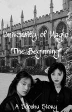 University of Magic: The Beginning [Sooshu] by SuperiorCaptain