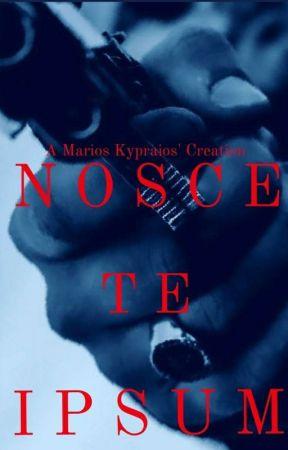 NOSCE TE IPSUM by MKPhoenix