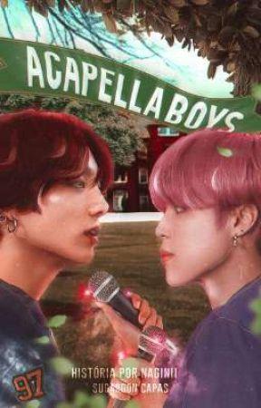 Acapella Boys | jjk + pjm by ztntmod