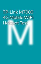 TP-Link M7000 4G Mobile WiFi Hotspot Test by ltexxx01