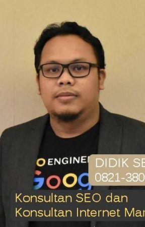 Didik SEO 0821-3800-7320, Konsultan Internet Marketing Yalimo by cetakmugmurahbekasi