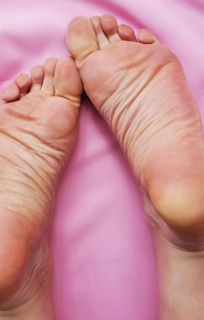 Aux pieds d'Amanda by questiondepointure