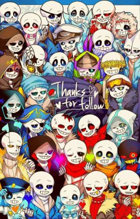 Sans An x Reader Oneshots And Other Stories by Marlinthedragon