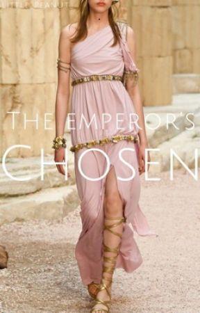 The Emperor's Chosen by Little_Peanut_