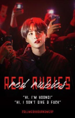 Red Rubies | Min Yoongi by CallMeByYourName97