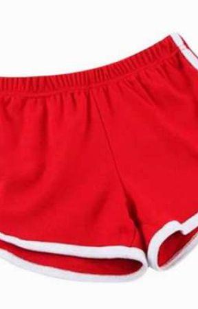 Short Shorts  by CovertEyes
