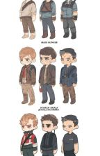 The Maze Runner Imagines,Perfenereces And GIFs  by Its_Killed_MEH______