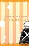 Cute Aggression yandere katsuki x reader cover