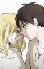 Let's leave this place together Eren x historia by warhammerzeke1000