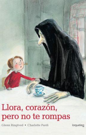 Llora, corazón, pero no te rompas. by roseta_1196