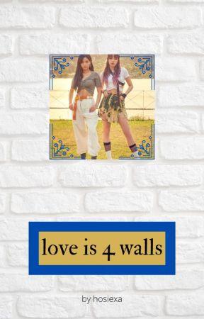 Love is 4 walls (Versão Português) by hosiexa