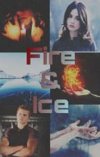 Fire and Ice // Cato Hadley by thomasbrodie234