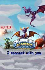 Skylanders Academy: I connect with you by Xeiken