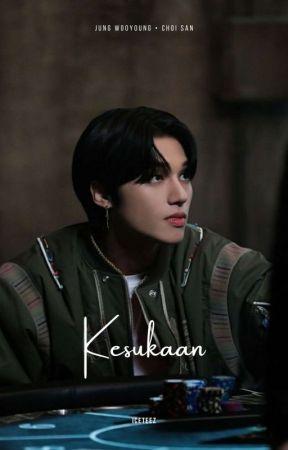 Kesukaan; Woosan by hypertoEr