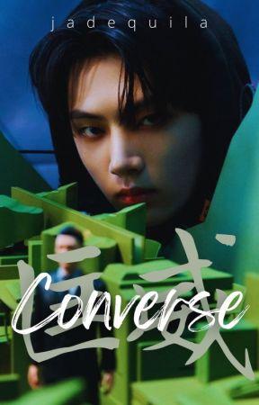 Converse || Park Jay [Enhypen] by jadequila