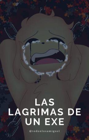Las lagrimas de un Exe    Mikeno by Todoxlosamigos1