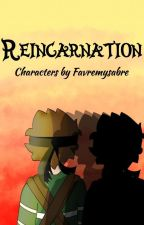 Reincarnation(slow Updates) [Rainbow Quest Adventure]  by IDrawzStuff