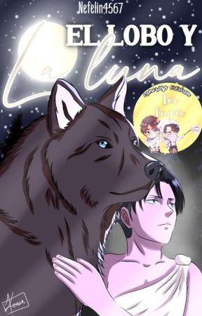 El lobo y la luna #Concurso Ererixriren con Crxzy Ackerman by Nefelin4567
