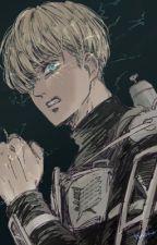 Change- Armin X Reader. by jeanslut