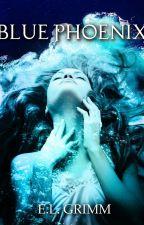Blue Phoenix by RikaGrimm