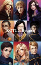 KOTLC Reacts by TheNerdiestGurl