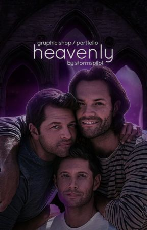 HEAVENLY ⎯⎯ graphic book by stormspilot
