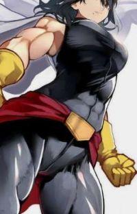 Thier hero ( YAnder futa HeroXHomeless Female Reader) cover
