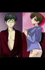Fifty Shades Of Ootori  by animelovegirl2