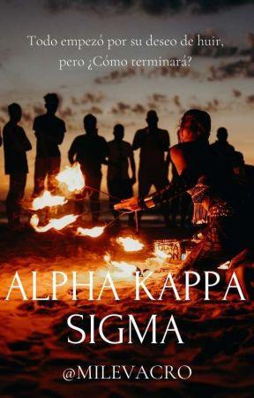 Alpha Kappa Sigma  by milevacro