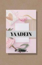 YAADEIN! by _SunMist_