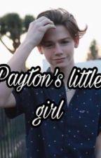 Payton's little girl  by EmaiiyaMartinez