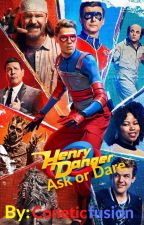 Henry Danger Ask or Dare by ConeticFusion