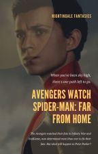 Avengers watch: Spider-man: Far From Home // Book 3 by NightingaleFantasies
