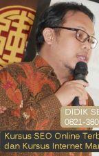 Didik SEO 0821-3800-7320, Kursus SEO Online Terbaik Yalimo by postingku156