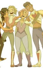 Babysitting arrows -Catradora & Glimbow- (discontinued, for now) by Swag_Tiger1634