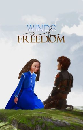 Winds of Freedom ϟ Hiccup Haddock 【2】 by newtmas-