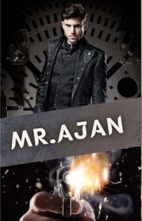 Mr. Ajan / Askıya Alındı by karagozluyazar