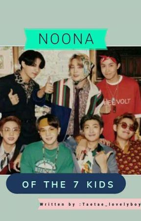 NOONA OF 7 KIDS (BTS)  by Taetae_lovelyboy