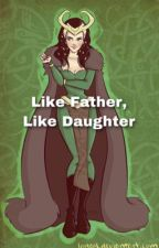 Like Father, Like Daughter x Peter Parker  by liliandtomwhore