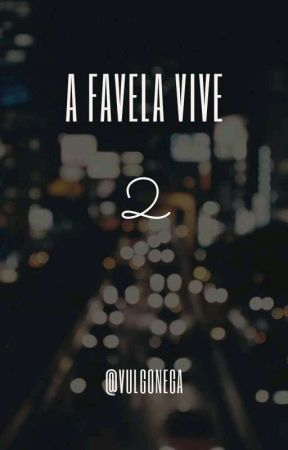 Favela Vive II by Arianjaa