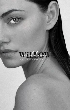 WILLOW ━ Jack Sparrow by -fieldoflilies