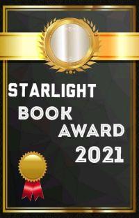 STARLIGHT BOOK AWARD 2021 cover