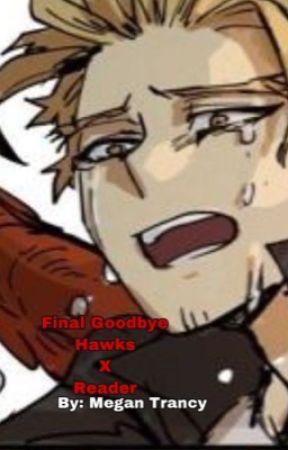 Final goodbye| Hawks x reader by MeganTrancy